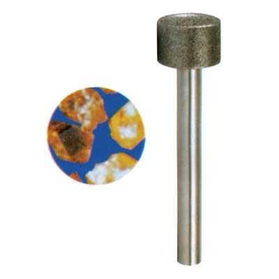 圆柱体物品-金刚石圆柱磨头 商品编号 44635020图片